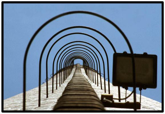 Turm bei Zeche Zollverein