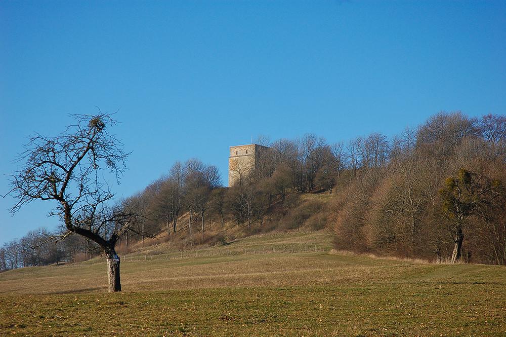 Turm der Giechburg
