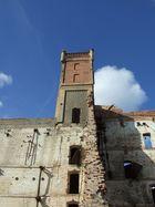 Turm der Hildebrandsche Mühle in Halle