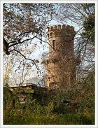 Turm eines alten Forts