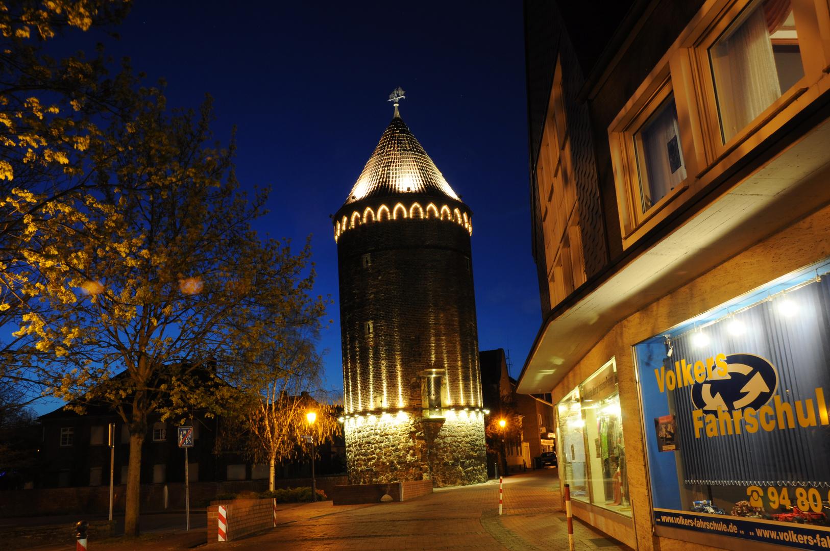 Turm in Haltern (Altstadt)