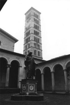 Turm in Sanssouci
