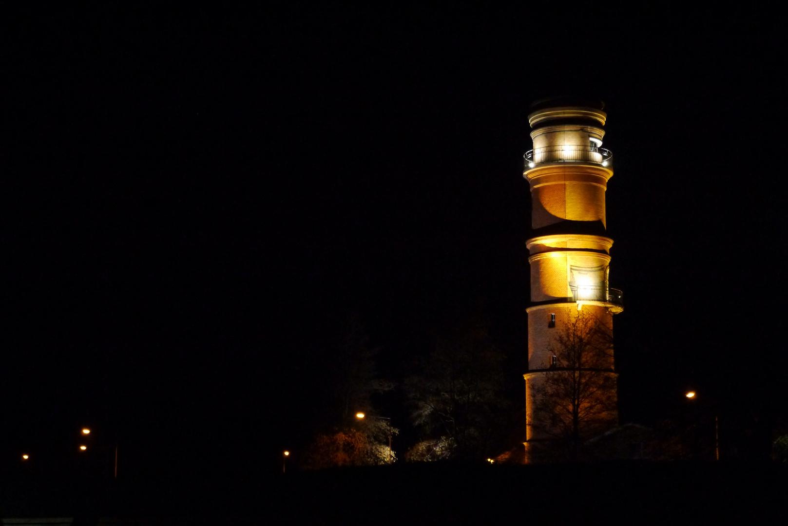 Turm in Travemünde
