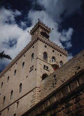Turm von San Marino