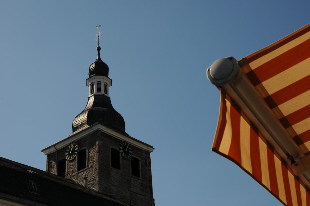 Turm von St. Lambertus in Mettmann