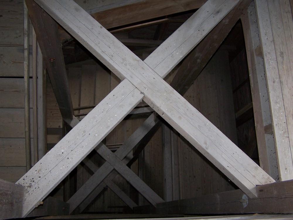 Turmaufgang