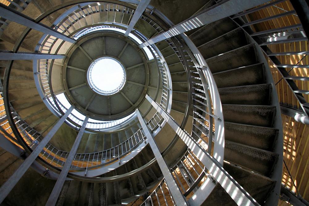 Turmaufgang - Ansicht 2