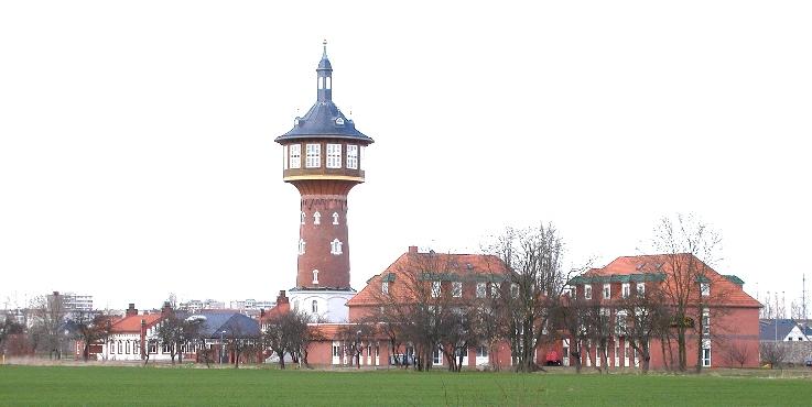 Turmhotel in Schwedt / Uckermark