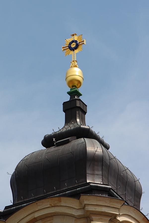 """Turmkreuz """"Versöhnungskreuz"""""""