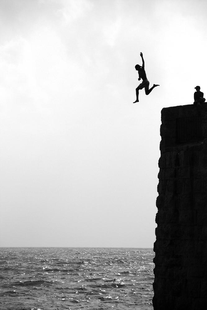 Turmspringer von Akko