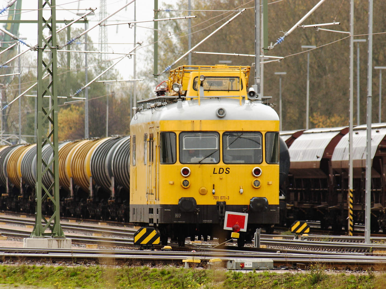 Turmtriebwagen 701-071