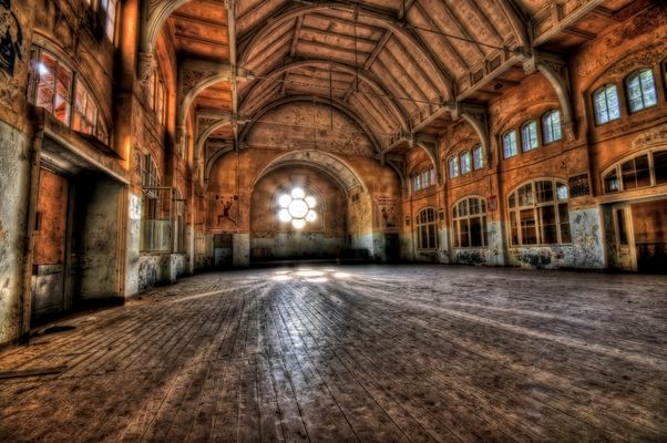 Turnhalle ( Beelitz )