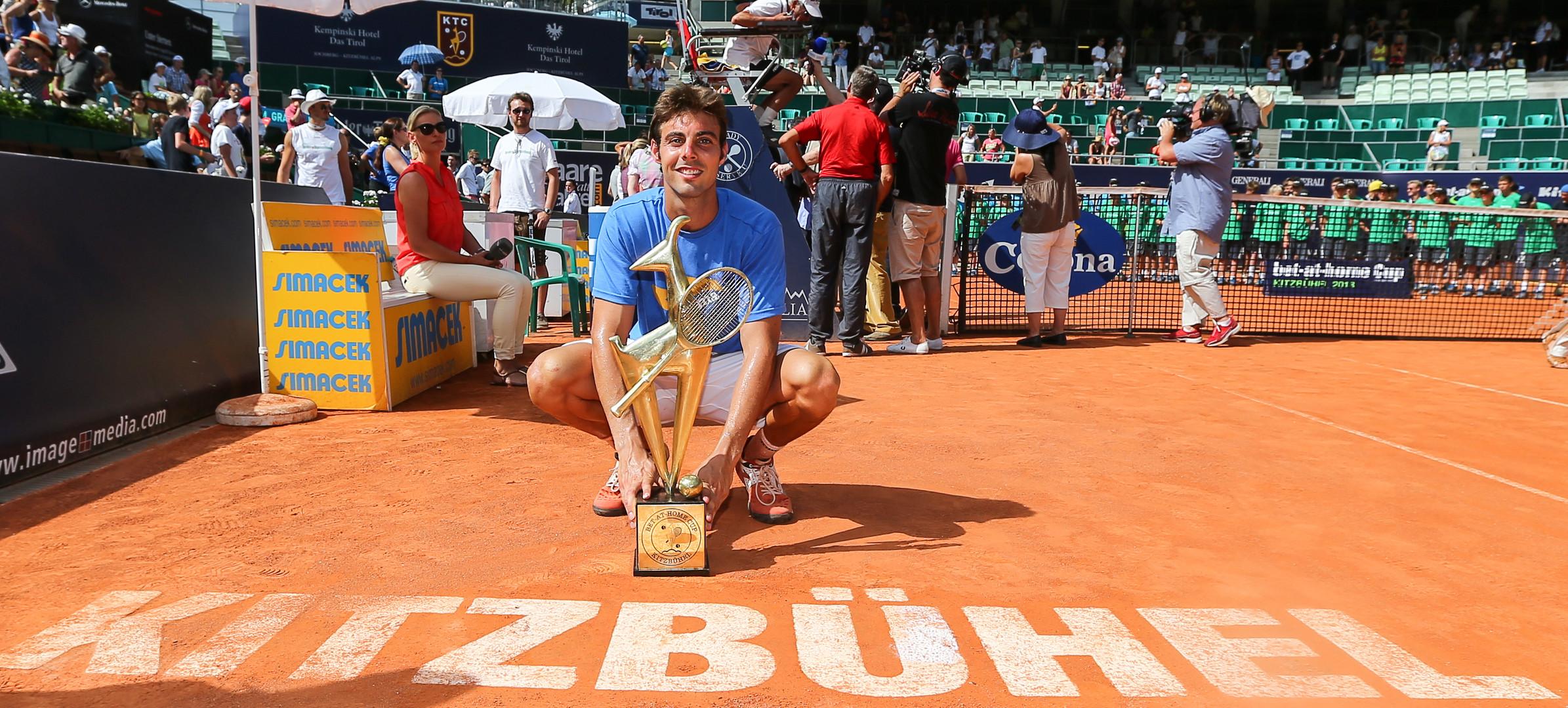 Turniersieg Kitzbühel 2013