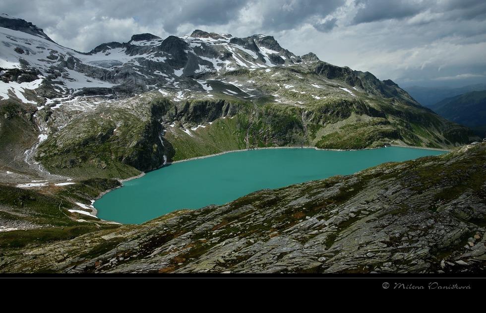 Turquoise Reservoir