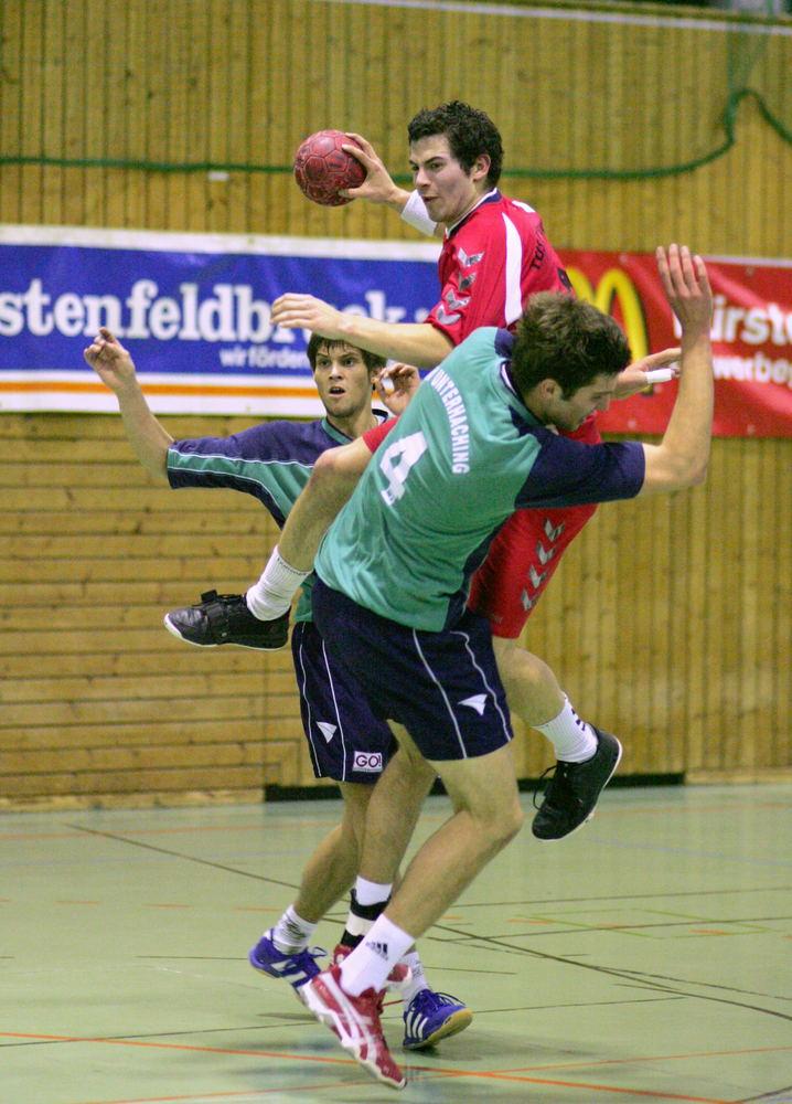 TuS Fürstenfeldbruck II - Unterhaching 16.12.2006