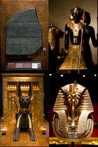 Tutanchamun Ausstellung in Köln