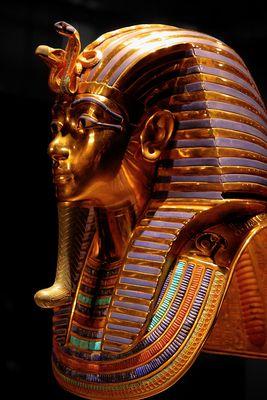 Tutanchamun Ausstellung in Köln Expo XXI
