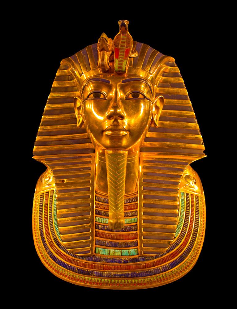 Tutanchamun-Maske