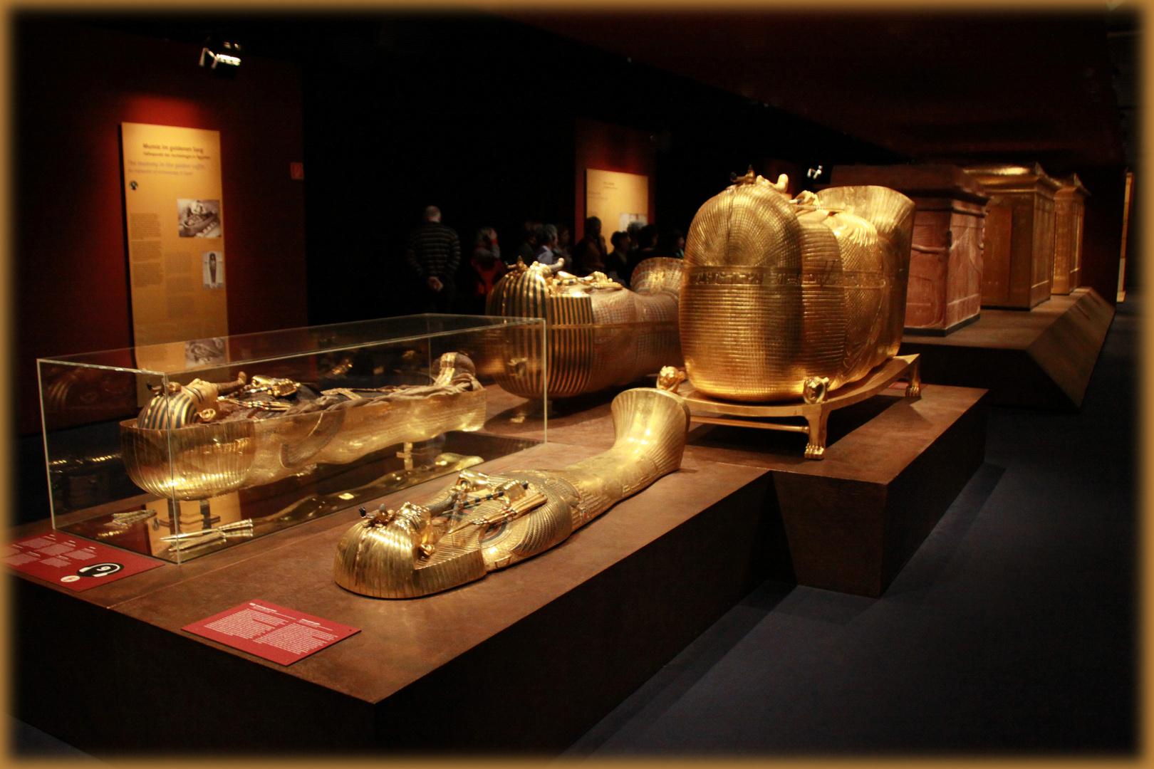 Tutanchamun Sarkophage