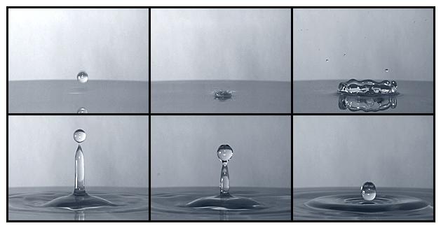 Tutorial Wassertropfen