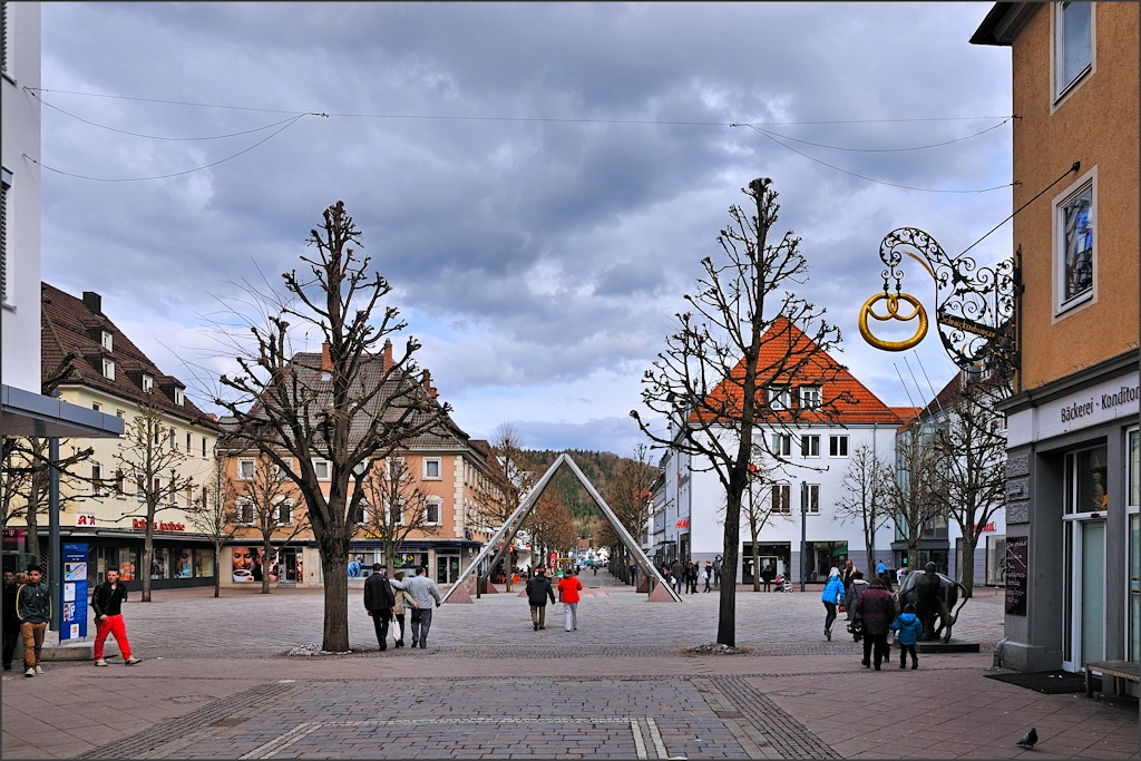 Tuttlingen - Am Markt