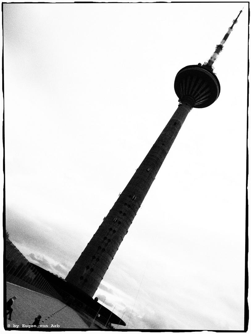 TV tower of Tallinn, Estonia