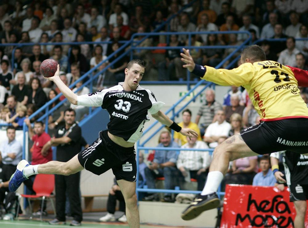 TVG vs THW Kiel