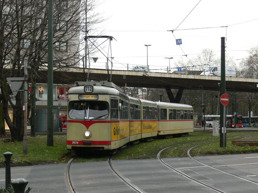 Tw 2670 Rheinbahn