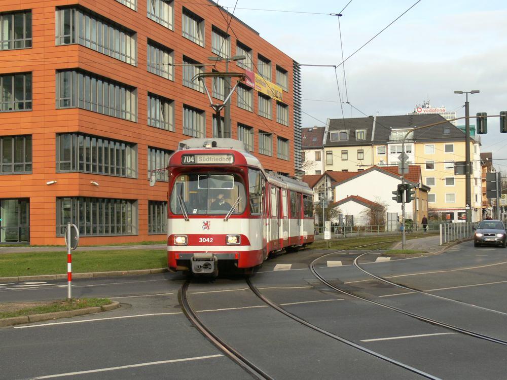 Tw 3042 Rheinbahn
