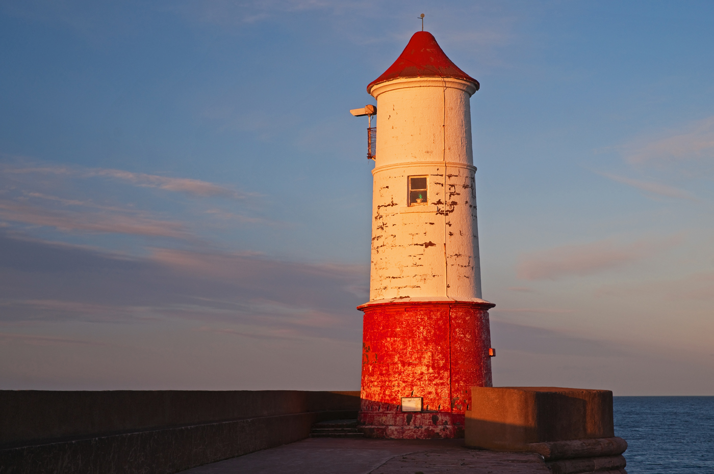 Tweedmouth Lighthouse