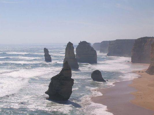 Twelve Apostles, Victoria, Australien