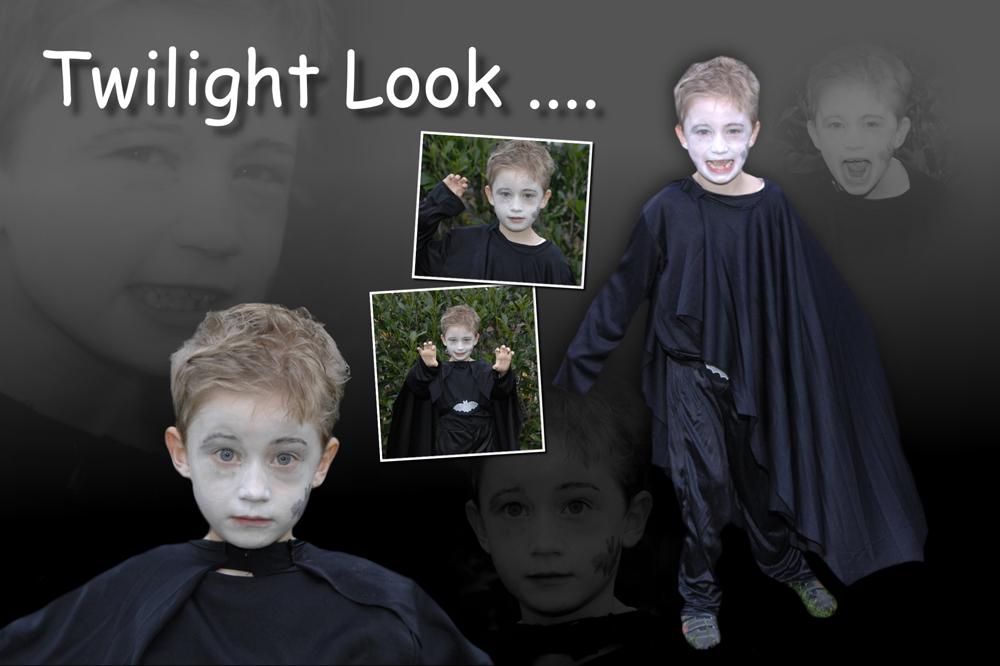 Twilight Look ....