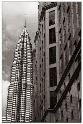 Twin Tower - Kuala Lumpur-Malaysia