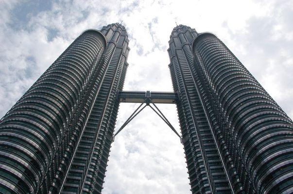 Twin Towers...