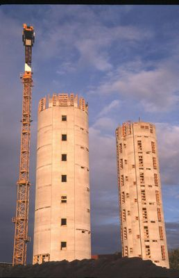 Twin-Towers in Cottbus....