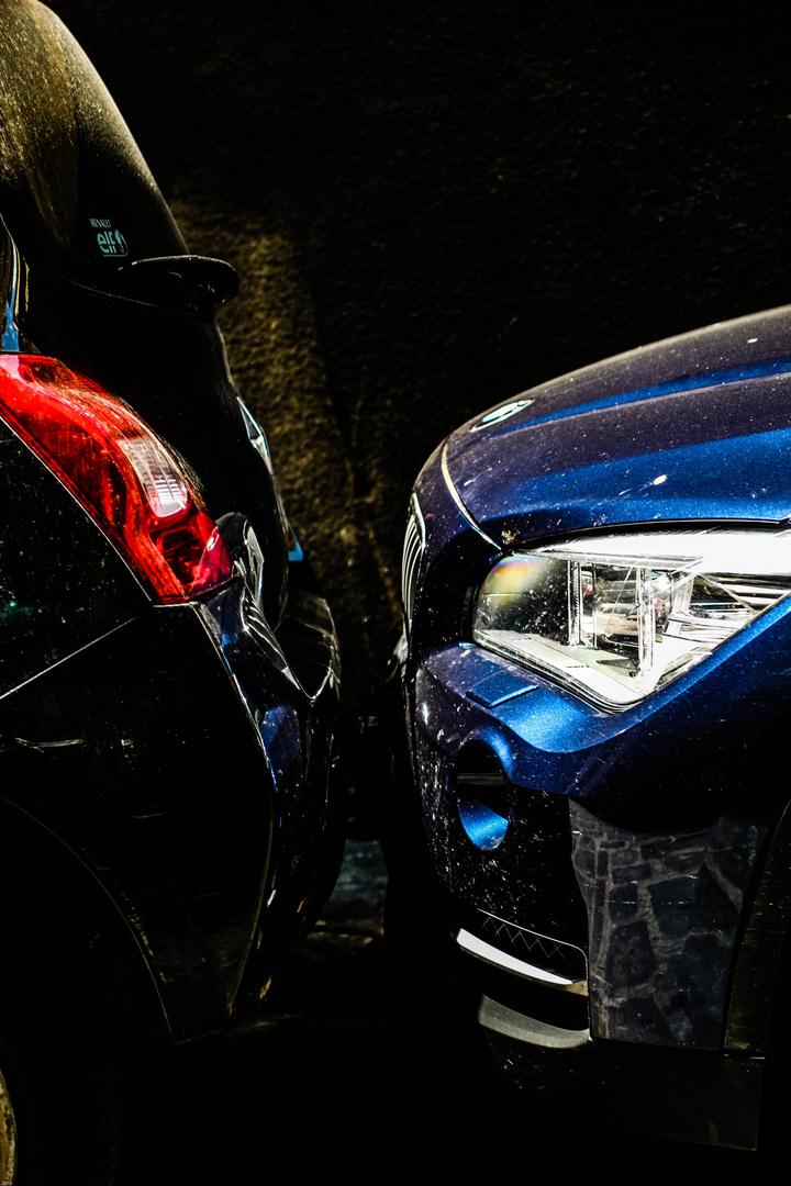 Twingo oder BMW...