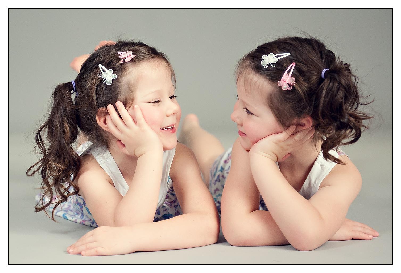 Twins Lana & Dana