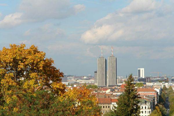 Twintower in Berlin???