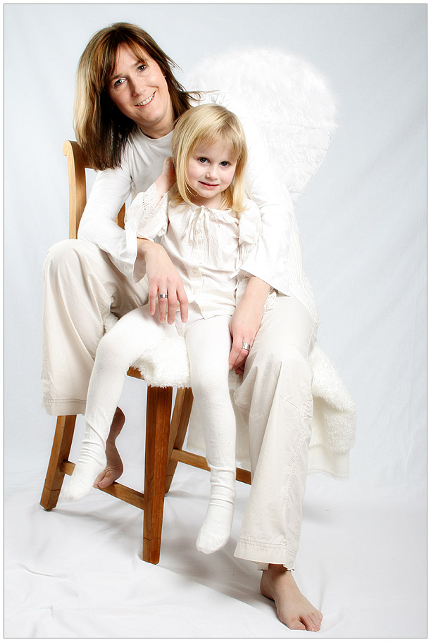 two angels #1