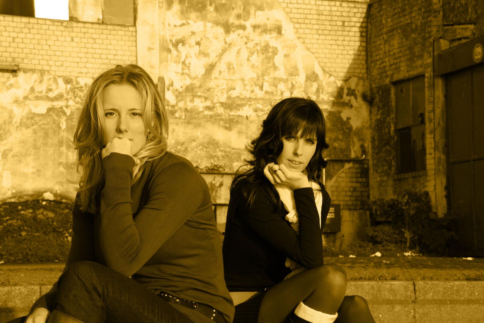 Two Beautiful Women