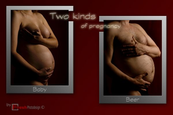 two kinds of pregnancy...