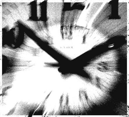two o clock...