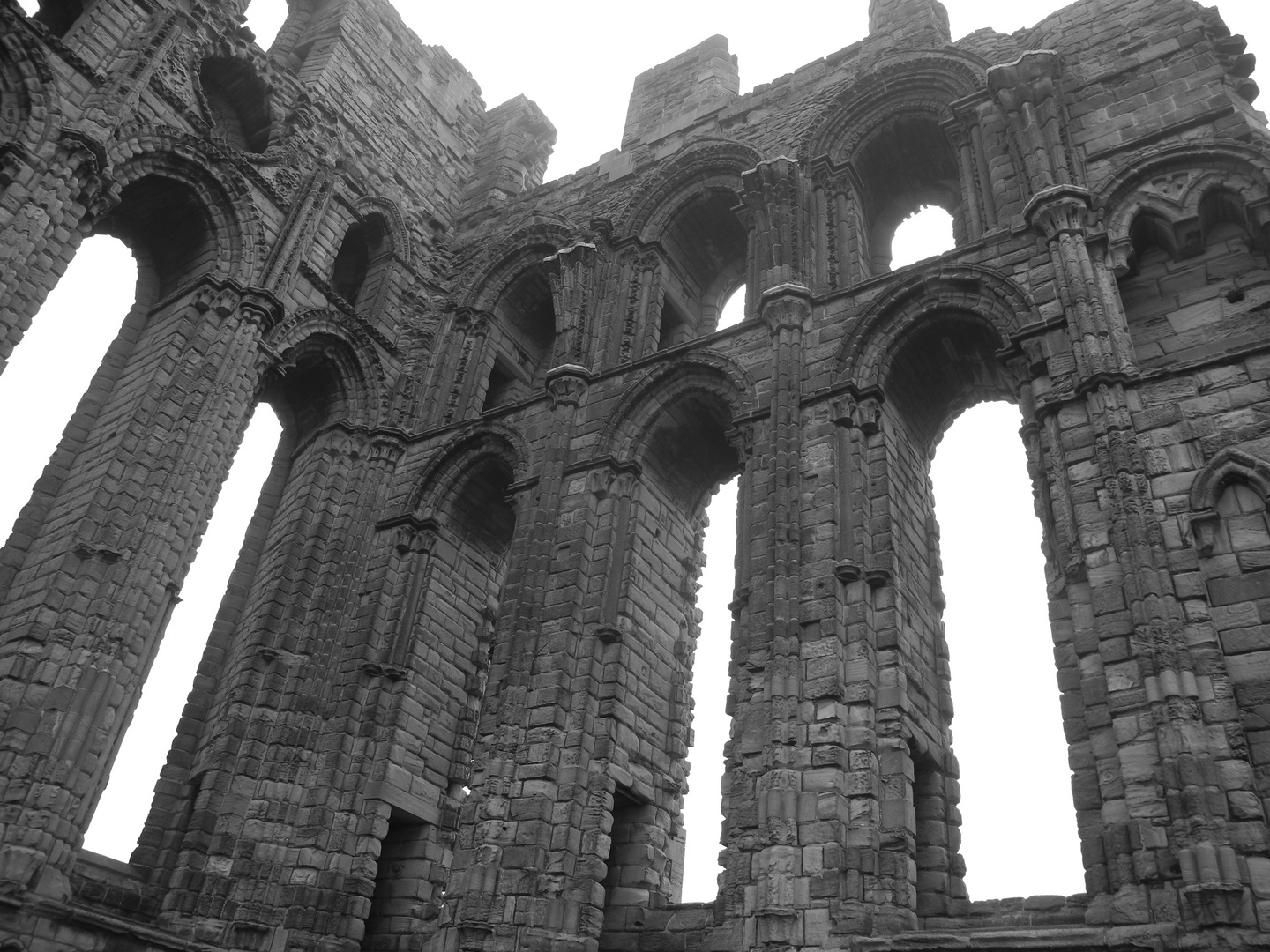 Tynemouth Priory, England