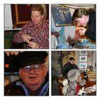 Typen auf'm Weihnachtsmarkt