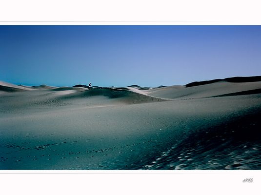 Typical Dunas of Maspalomas