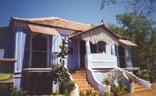 Typical House in Goa