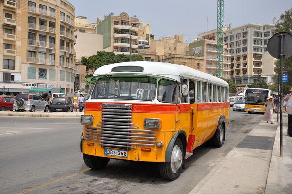 Typical Malta