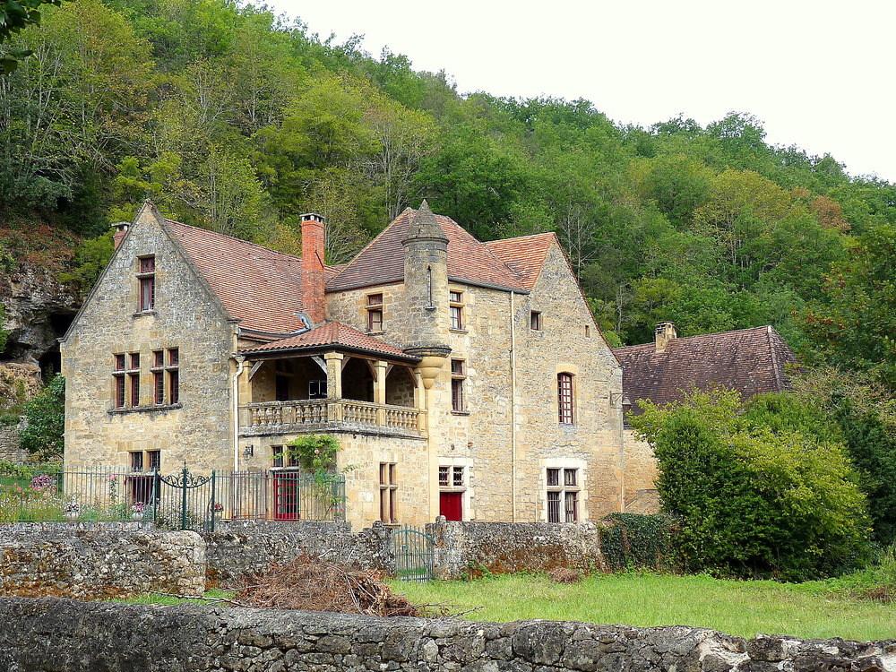 Typique maison p rigourdine photo et image architecture for Constructeur de maison sarlat