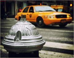 Typisch für New York ...