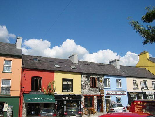 Typisch Irland- klein aber sehr fein!